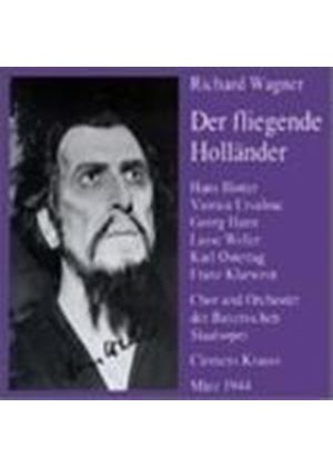 Richard Wagner - Der Fliegende Hollander-1944 (Music CD)