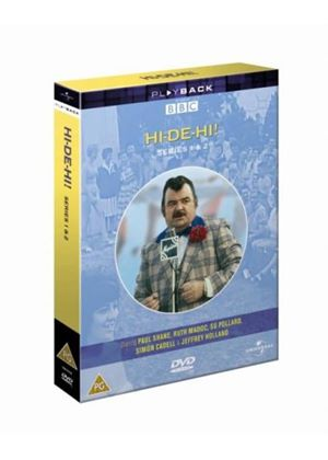 Hi-De-Hi - Series 1 And 2 Complete