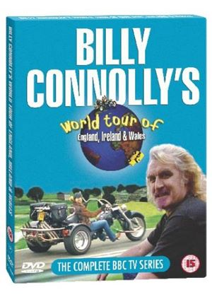 Billy Connolly's World Tour Of England, Ireland And Wales (Wide Screen) (Box Set)(2 Disc)