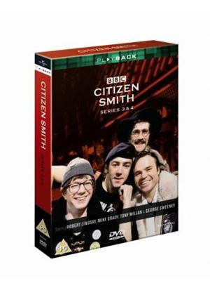 Citizen Smith - Series 3 And 4 (Box Set)