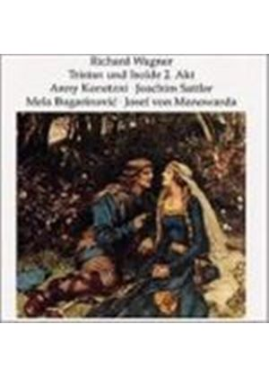 Konetzni/Bulgarinovic/Sattler - Wagner/Tristan And Isolde Act 2 (Music CD)