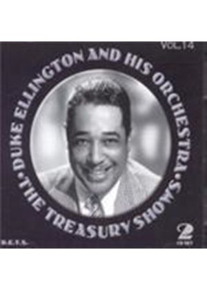 Duke Ellington - Treasury Shows Vol.14 (Music CD)