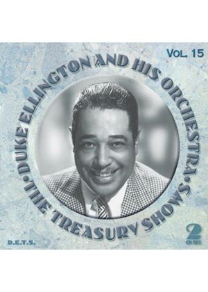 Duke Ellington - Treasury Shows, Vol. 15 (Live Recording) (Music CD)