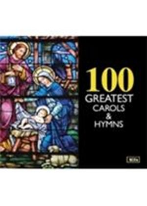 Various Artists - 100 Greatest Carols And Hymns (Music CD)