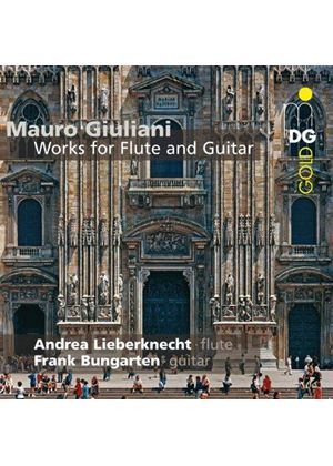 Giuliani: Works for Flute and Guitar (Music CD)