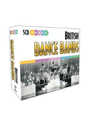 Various Artists - British Dance Bands (Music CD)