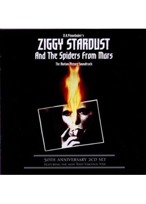 David Bowie - Ziggy Stardust And The Spiders From Mars (Music CD)