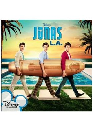 Jonas Brothers - Jonas L.A. (Music CD)