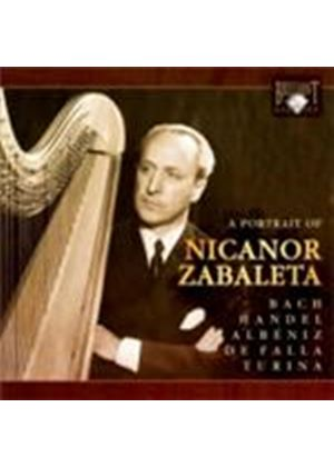 Nicanor Zabaleta - (A) Portrat (Music CD)
