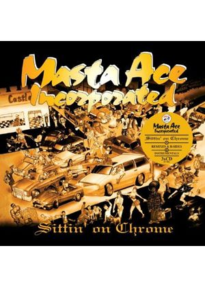 Masta Ace - Sittin' on Chrome (Music CD)