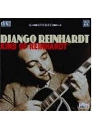 Django Reinhardt - Kind Of Reinhardt (10 CD Box Set) (Music CD)