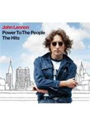John Lennon - Power To The People (The Hits/Discovery Edition) (Music CD)
