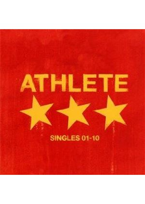 Athlete - Singles 2001-2010 (Music CD)