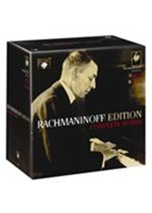 Rachmaninov: Complete Edition (Music CD)