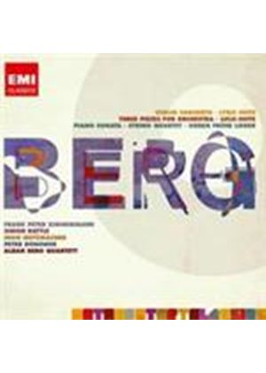 Berg: Orchestral and Chamber Works (Music CD)