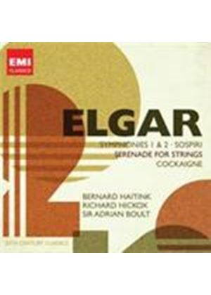 Elgar: Orchestral Works (Music CD)
