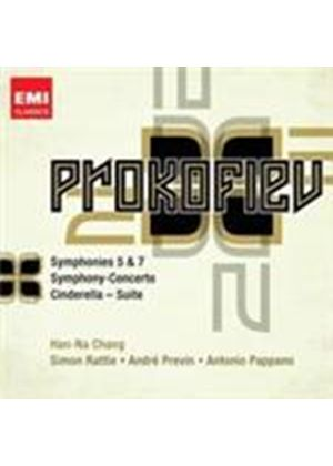 Prokofiev: Orchestral Works (Music CD)