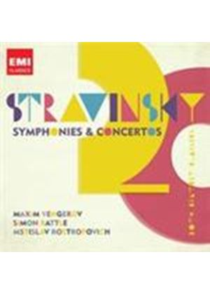 Stravinsky: Orchestral Works (Music CD)