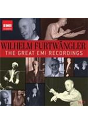 Wilhelm Furtwängler - (The) Great EMI Recordings (Music CD)