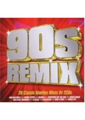 Various Artists - 90s Remix (Music CD)