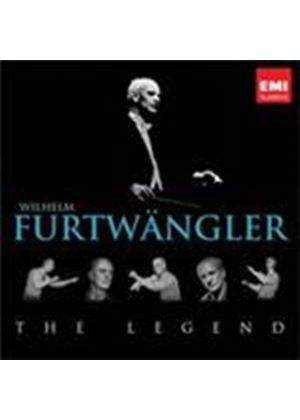 Wilhelm Furtwängler - (The) Legend (Music CD)