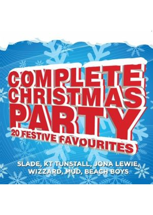 Various Artists - Complete Christmas Party (Music CD)