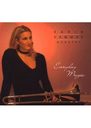 Karin Hammar - Everyday Magic (Music CD)