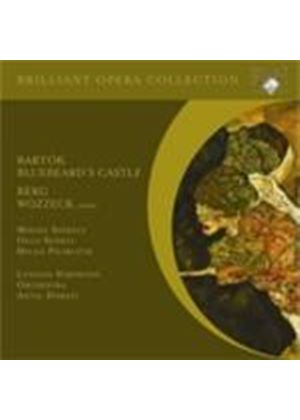 Bartok: Bluebeard's Castle (Music CD)