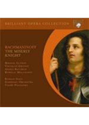 Rachmaninov: (The) Miserly Knight (Music CD)