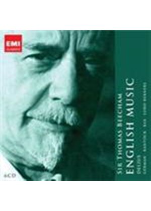 Sir Thomas Beecham - (The) English Collection (Music CD)