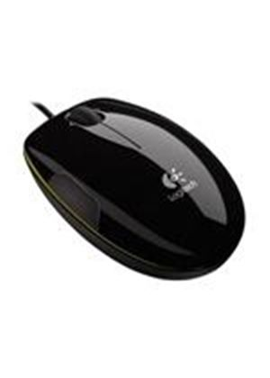 Logitech LS1 Laser Mouse - Mouse - laser - wired - USB - grape flash acid
