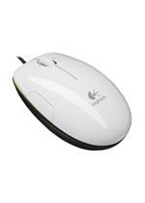 Logitech LS1 Laser Mouse - Mouse - laser - wired - USB - coconut