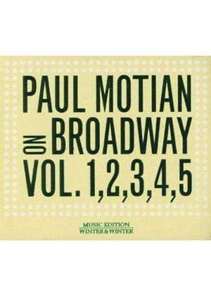 Paul Motian - On Broadway (Music CD)
