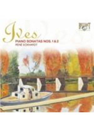 Ives: Piano Sonatas Nos 1 and 2 (Music CD)