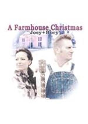 Joey + Rory - Farmhouse Christmas (Music CD)