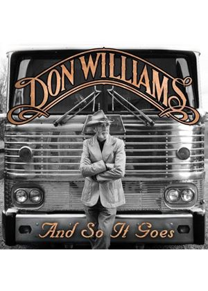 Don Williams - And So It Goes (Music CD)