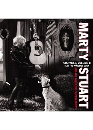 Marty Stuart - Nashville, Vol. 1 (Tear the Woodpile Down) (Music CD)