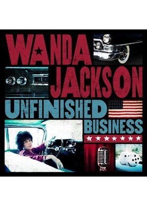 Wanda Jackson - Unfinished Business (Music CD)
