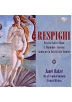 Respighi: Orchestral Songs (Music CD)