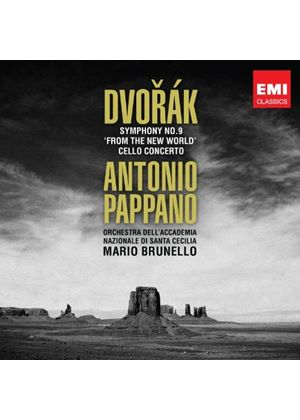 "Dvorák: Symphony No. 9 ""From the New World""; Cello Concerto (Music CD)"