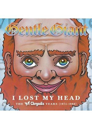 Gentle Giant - I Lost My Head (Music CD)