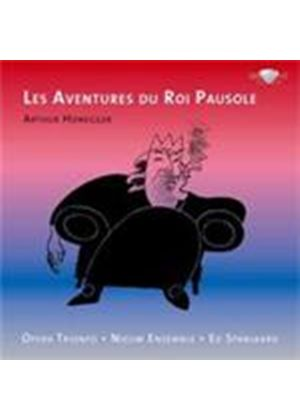 Honegger: (Les) Aventures du Roi Pausole (Music CD)