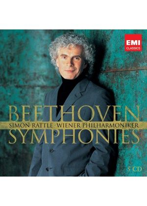 Beethoven: Symphonies (Music CD)