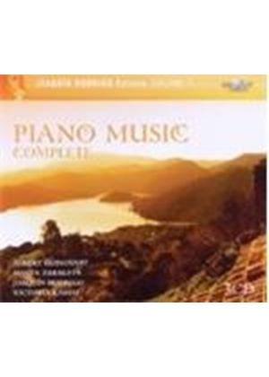 Rodrigo: Complete Piano Works (Music CD)