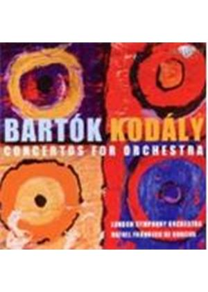 Bartok; Kodaly: Concertos for Orchestra (Music CD)