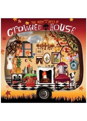 Crowded House - The Very Very Best Of Crowded House (Music CD)