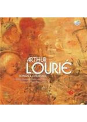 Lourié: Songs and Choruses (Music CD)