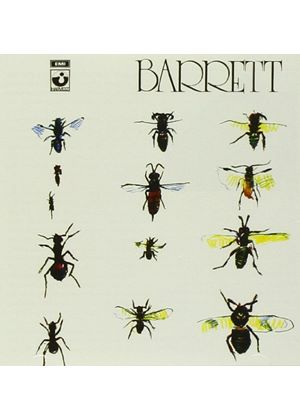 Syd Barrett - Barrett (Music CD)