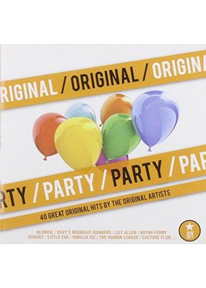 Various Artists - Original Party (Music CD)