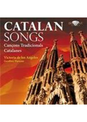 Catalan Songs (Music CD)